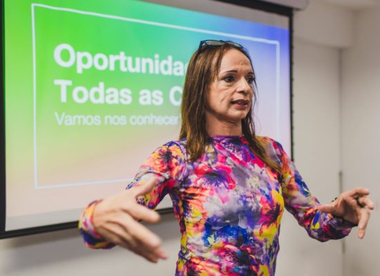 Evento Oportunidade em Todas as Cores na Uber - Rio de Janeiro