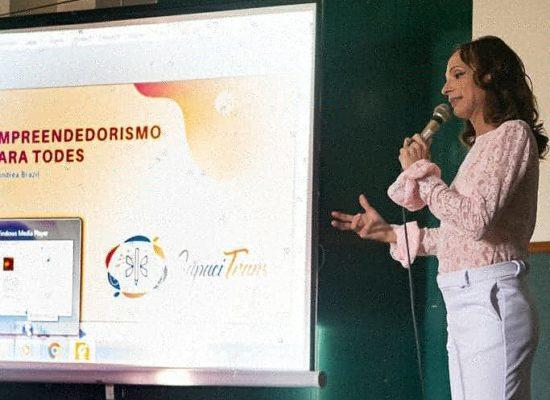 Evento da Formatrans como gestora do Capacitrans no Cedim